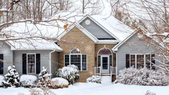 Winter Precautions for your home